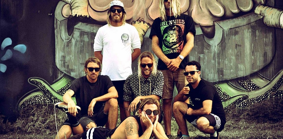 byron bay sensation drop Legs new single lizzy review premier