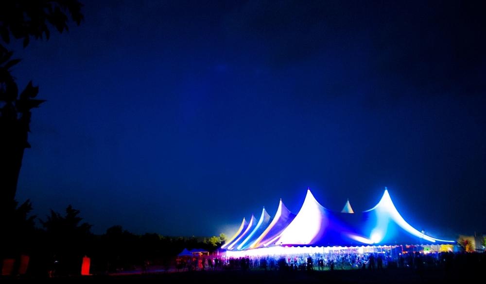 american guide festivals big top