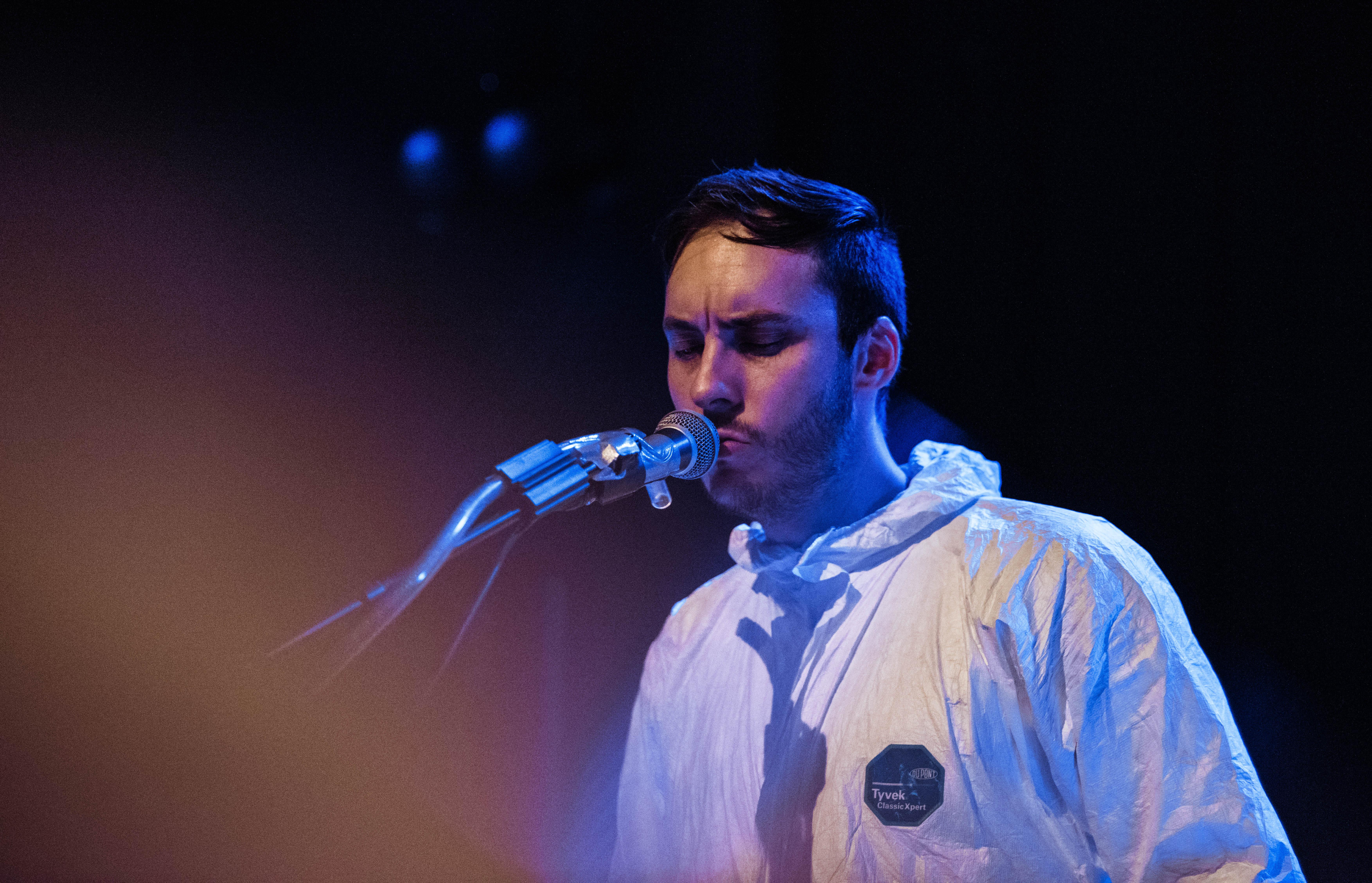 boo seeka music live review sydney artist resin moon photo credit dominique burns blackwell savage thrills savagethrills