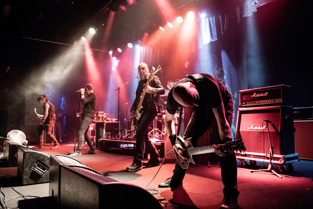 Paradise Lost Live Review Savage Thrills