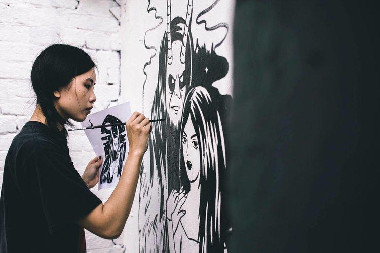 stellar leuna interview chroma art design savage thrills savagethrills