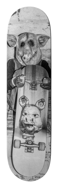 die antwoord roger ballen skateboard art photography savagethrills savage thrills