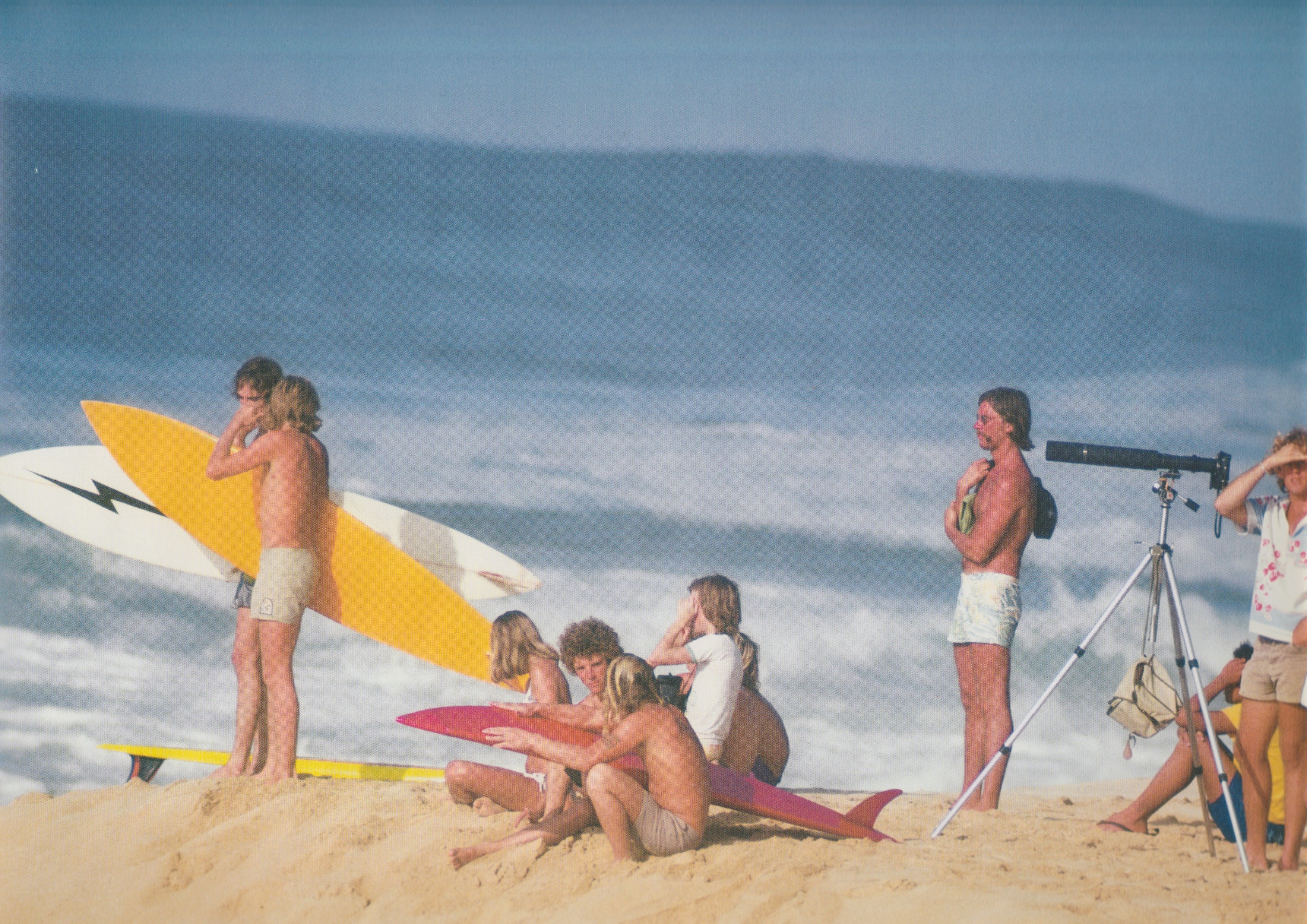 5a6958080e Jeff Divine will transport you back in time to the 70 s surf scene ...