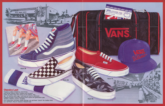 2e244b59727 The epic history of Vans shoes and our 14 favourite collaborations ...
