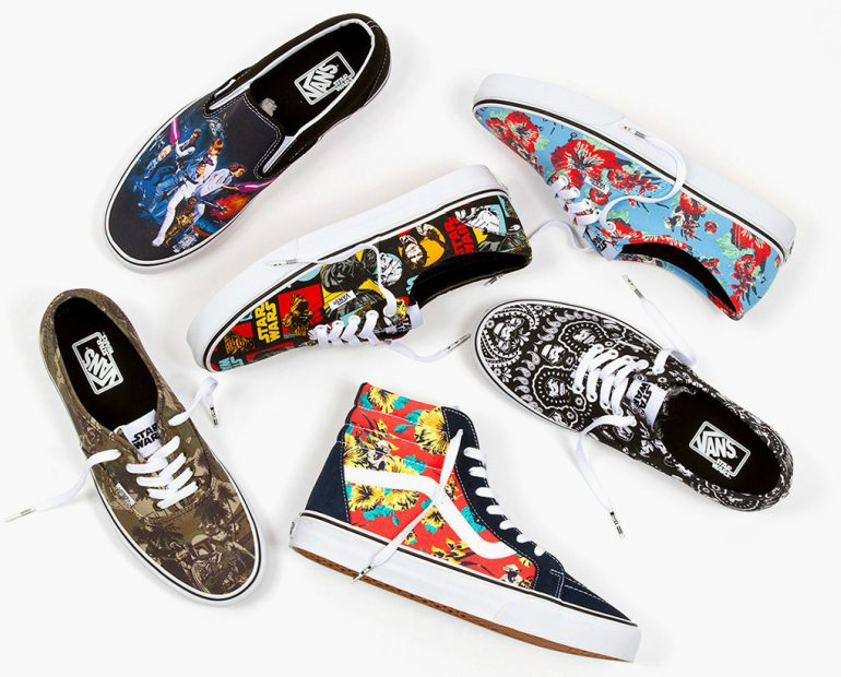 The epic history of Vans shoes and our