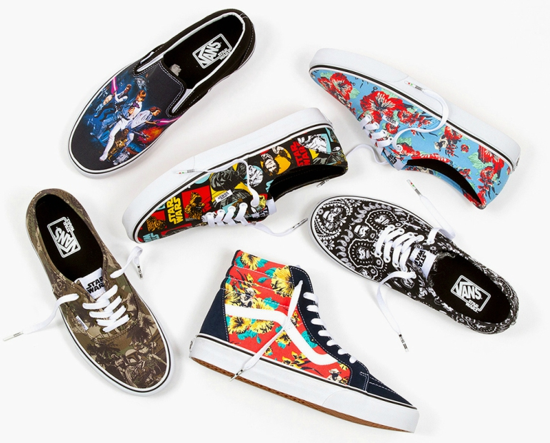 6c44bc030b The epic history of Vans shoes and our 14 favourite collaborations ...